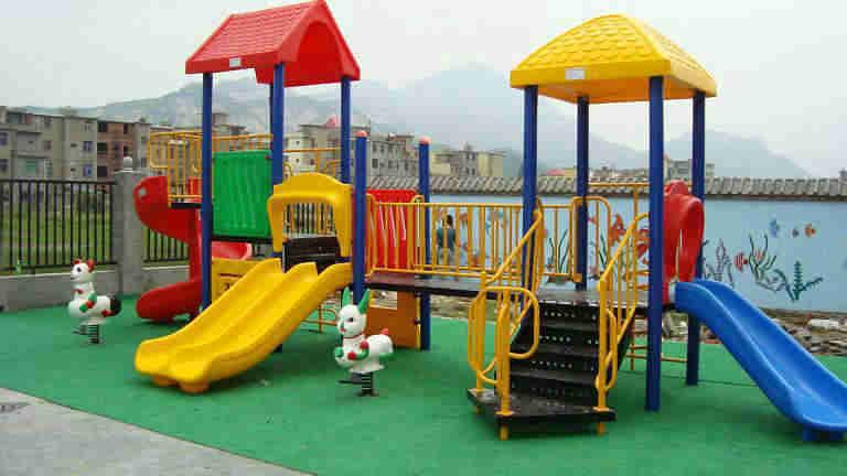 郑州 幼儿园【游乐设备】无动力【乐可岛】