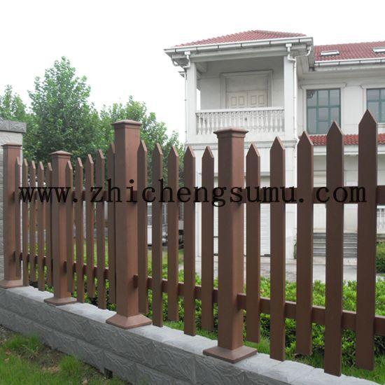防腐木栏杆厂家——志诚木塑出售划算的木塑护栏