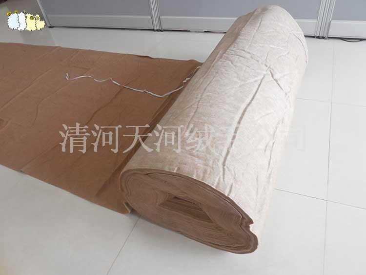划算的驼绒絮片厂家 邢台哪里有提供高质量的纯驼绒絮片