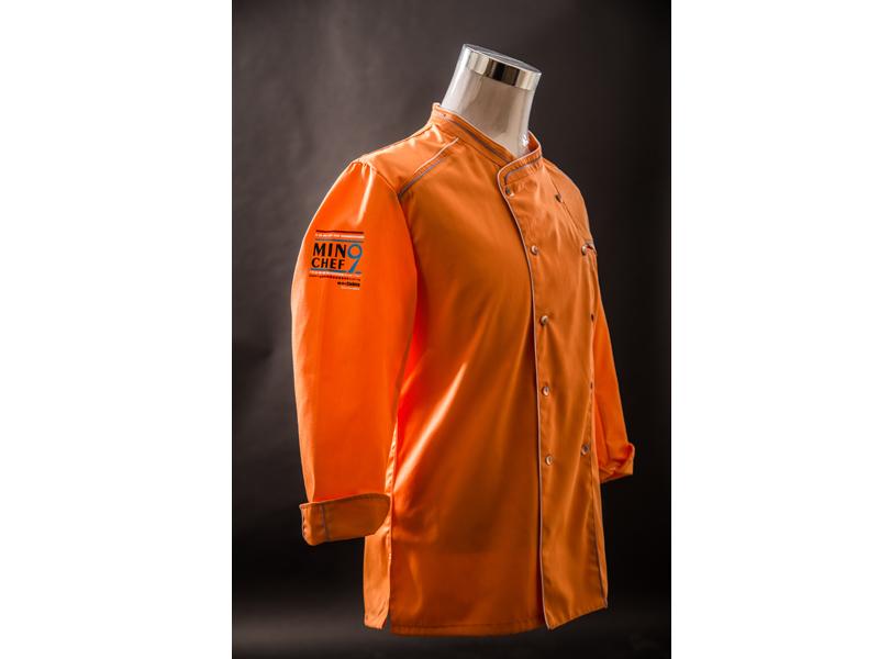 新潮长袖厨师服尽在盛玉职业服装 定制厨师服
