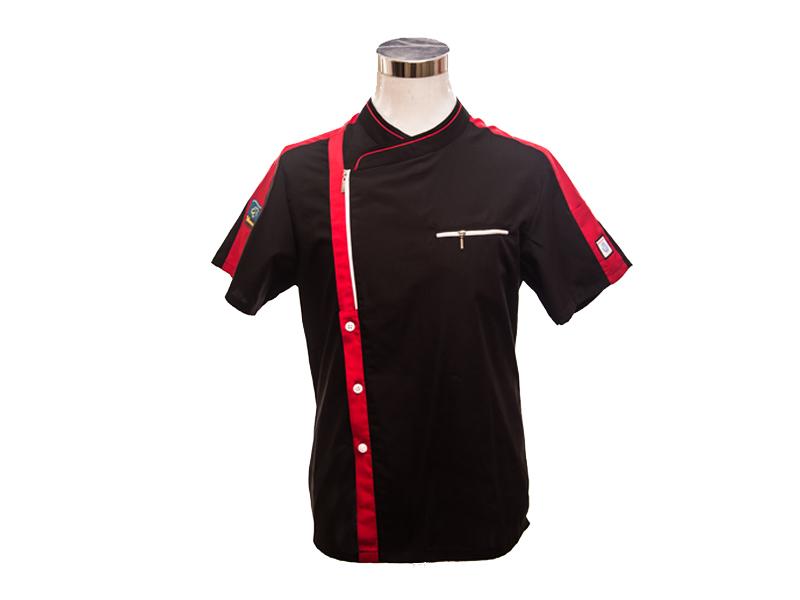 想买优质的短袖厨师服就到盛玉职业服装-定制厨师服