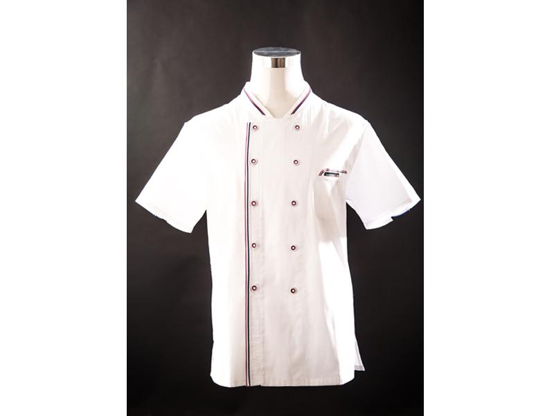 酒店厨师服定制|优惠的厨师夏季服装尽在盛玉职业服装