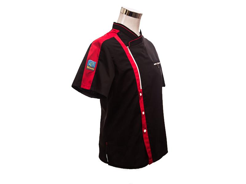优质厨师服_口碑好的短袖厨师服厂商