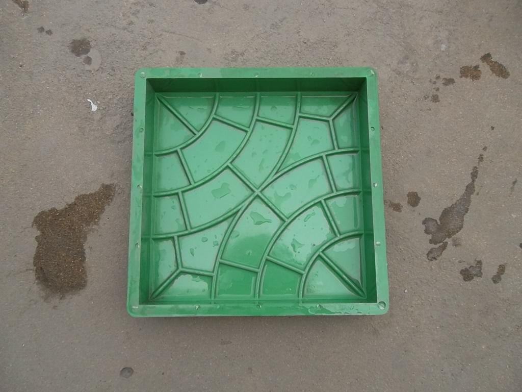 商丘彩砖模具价格-志华塑业提供专业的彩砖模具
