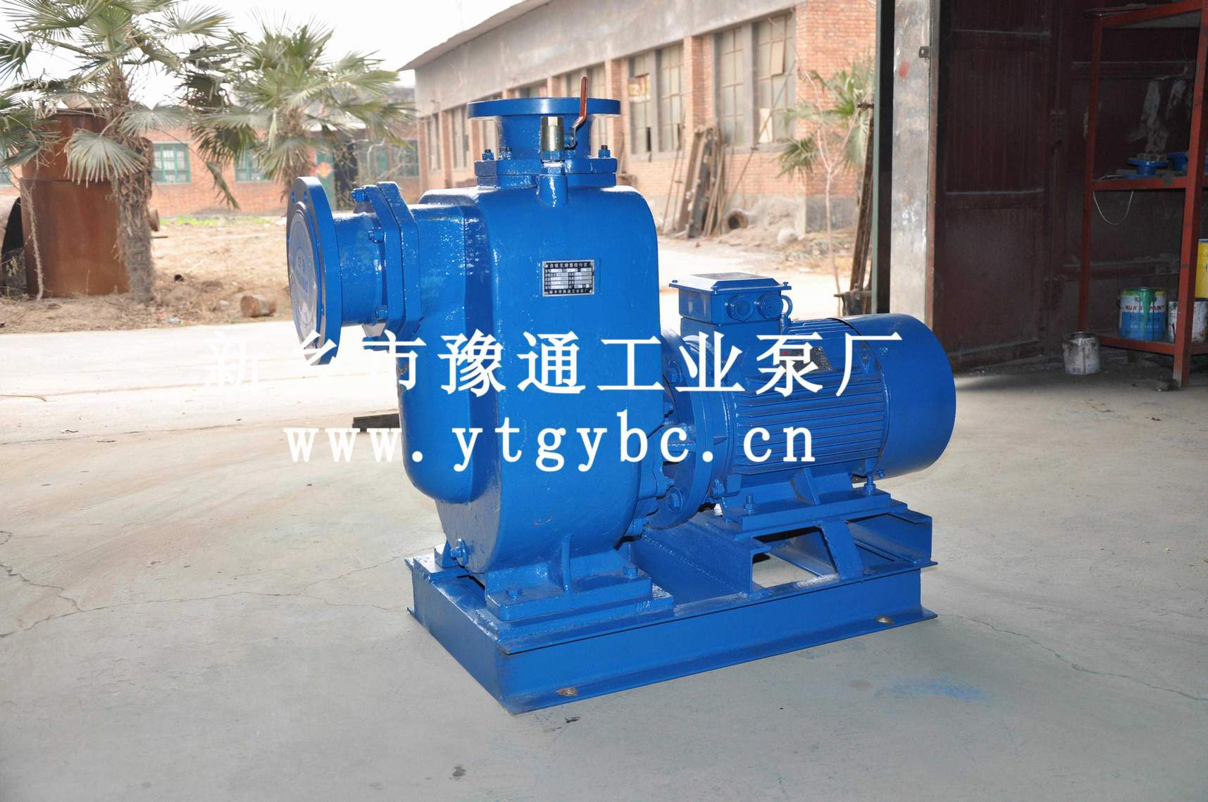 ZWL自吸式无堵塞排污泵-新乡ZW排污泵-ZW自吸式排污泵