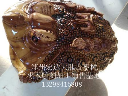 棗木雕刻加工價格-鄭州雕刻加工廠推薦