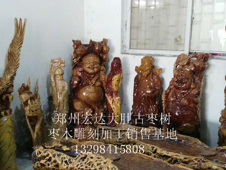 枣木雕刻加工价格-郑州雕刻加工公司