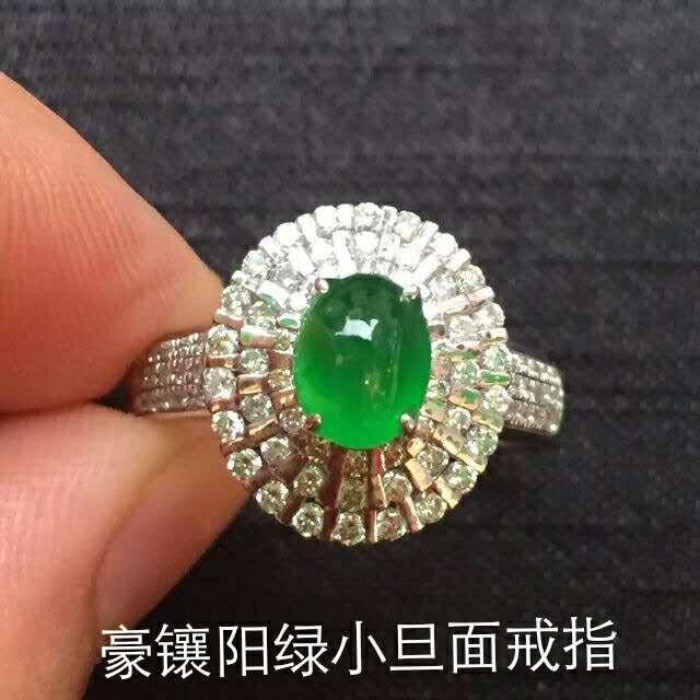钻石戒指 肇庆哪里有供应物超所值的豪镶高冰旦面戒指