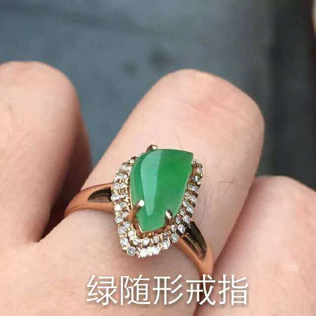 肇庆地区划算的德豫首饰镶嵌加工 -戒指加工