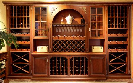 酒柜护墙板批发-物超所值的酒柜护墙板凯格木业供应