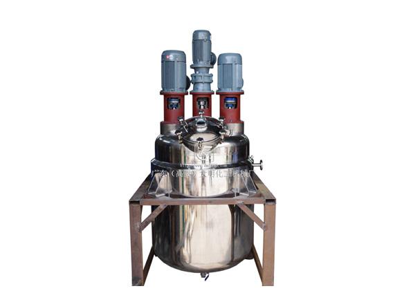澳得化工设备_口碑好的不锈钢反应釜提供商 反应釜供货厂家