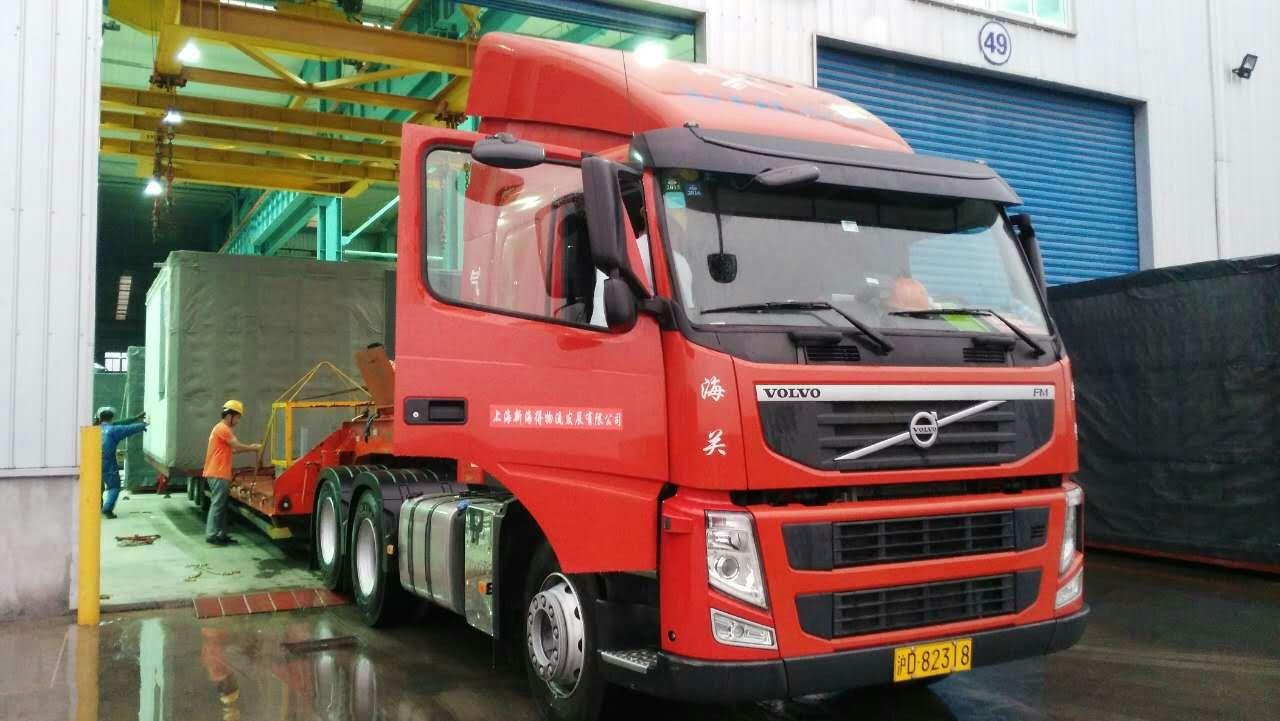 上海专业气垫车运输,就找新海得物流。13524094951