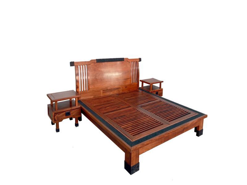 泉州质量有保证的红木床,就在金易红木,西藏红木家具
