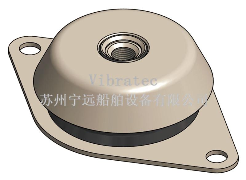 鋼絲繩減震器公司-寧遠船舶設備公司價格公道的減振器出售