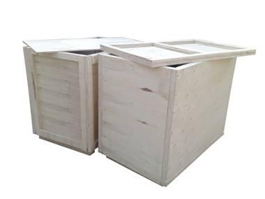 青岛免熏蒸木箱生产厂家|买木箱认准赛尔包装