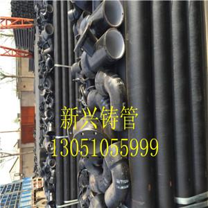 北京铸铁管专业供应商,专业的唐山球磨铸铁管