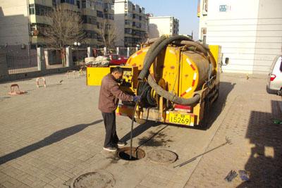 張掖高壓管道疏通公司-甘肅具有口碑的市政吸污工程