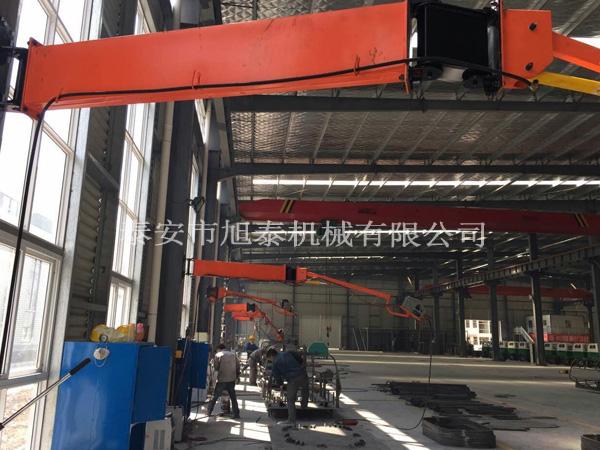 优惠畅销标准件焊接制造设备空间臂旋转焊接送丝悬臂厂家定制安装