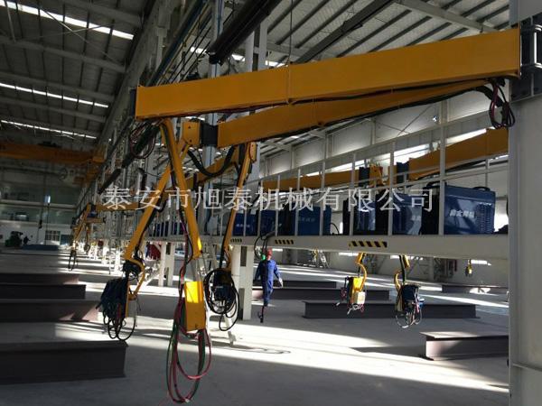 厂家销售 不锈钢制造焊接设备空间臂定制