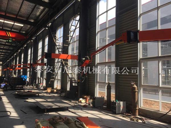 专利生产   承压设备制造焊接空间臂