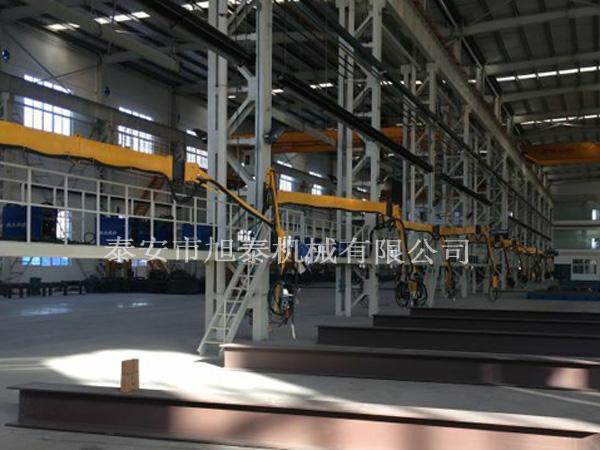 厂家直销钢材加工焊接设备空间臂
