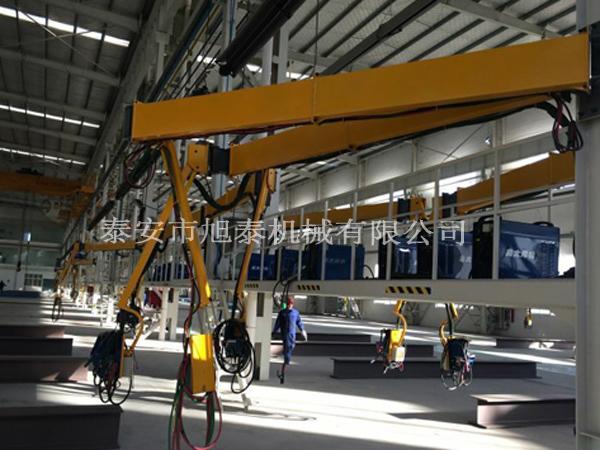皮带输送机制造焊接设备空间臂厂家专利直销