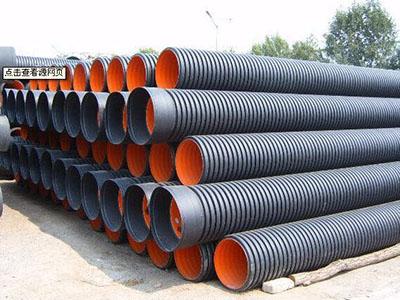 宁夏HDPE双壁打孔波纹管-兰州HDPE双壁打孔波纹管知名厂家