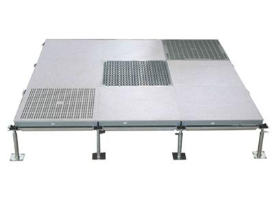 庆阳线槽网络地板价格哪里有-兰州线槽网络地板价格