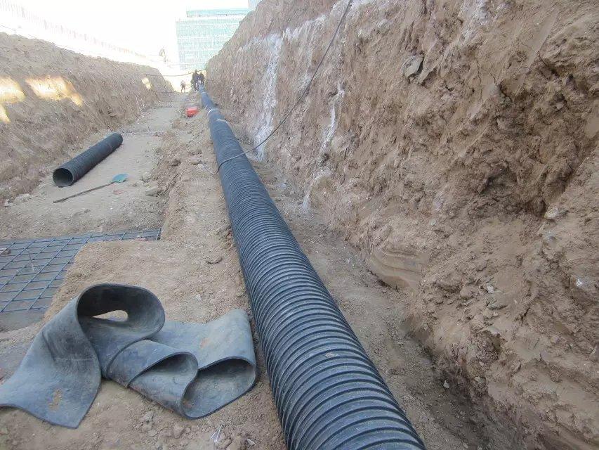 衡水哪里有供应优惠的HDPE聚乙烯塑钢缠绕排水管-陕西HDPE聚乙烯塑钢缠绕排水管