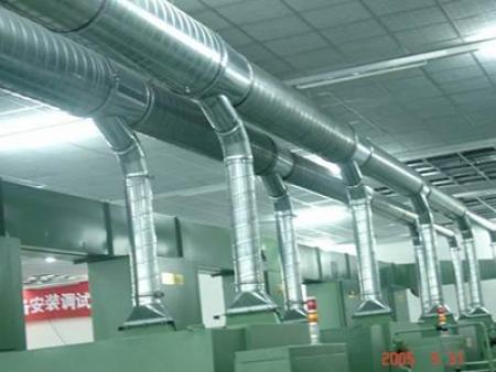 甘肅油煙凈化設備廠家-為您推薦甘肅鑫永森性價比高的油煙凈化設備