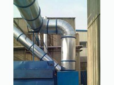 平涼煙管廠家-蘭州專業的煙道制作服務