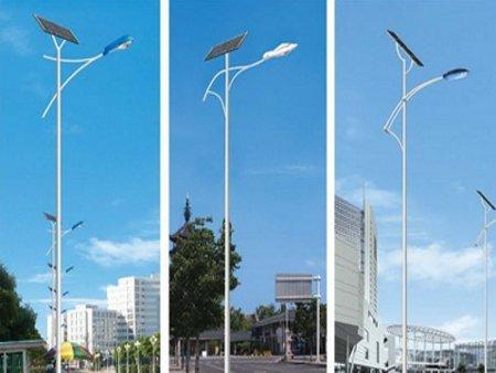 嘉峪关太阳能路灯工程|兰州供应质量好的太阳能路灯