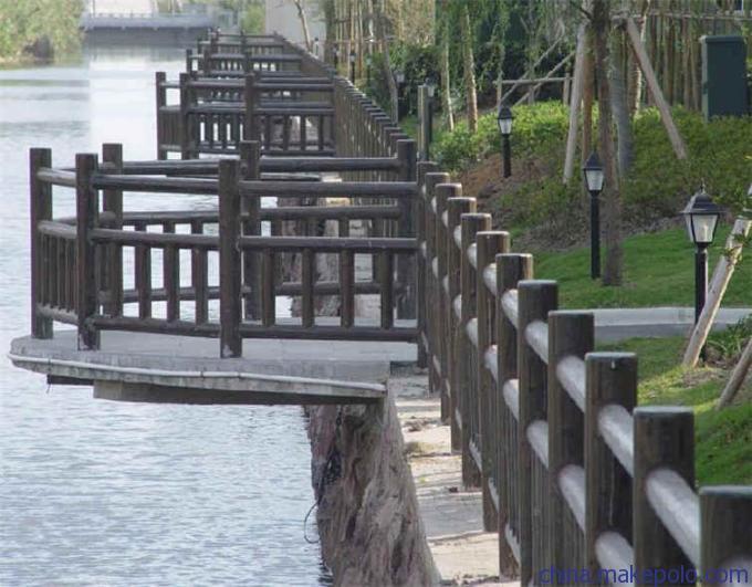 宁德水泥仿木栏杆生产-瑞奇栏杆厂家-自主生产价格优惠