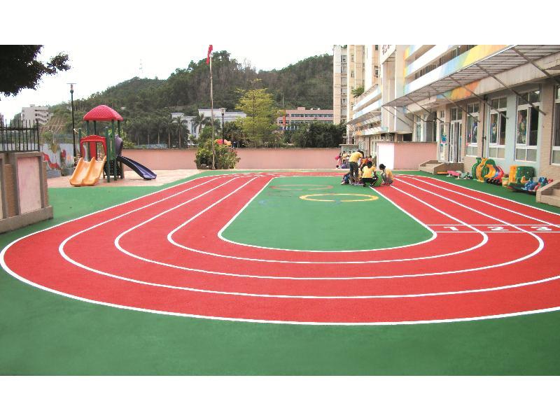 德化塑胶跑道施工|哪里可以买到塑胶跑道