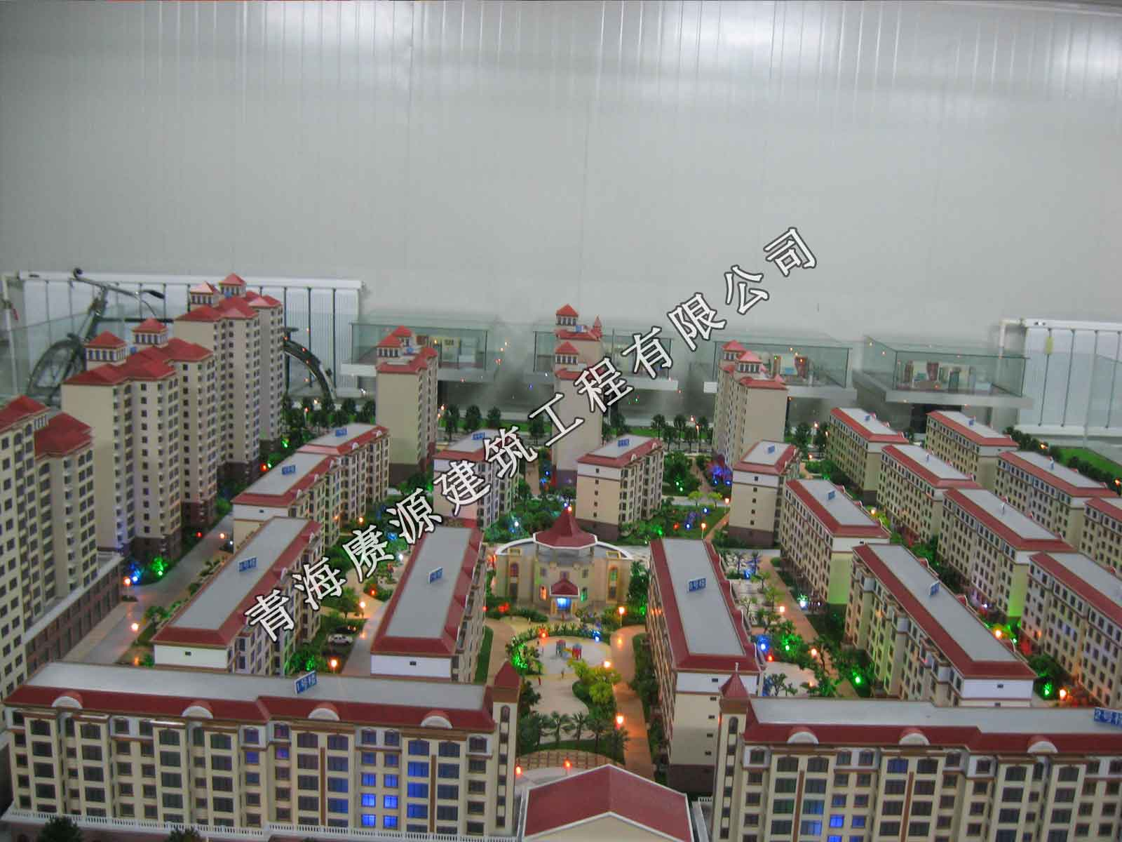西藏電子沙盤-具有口碑的青海建筑模型品牌推薦