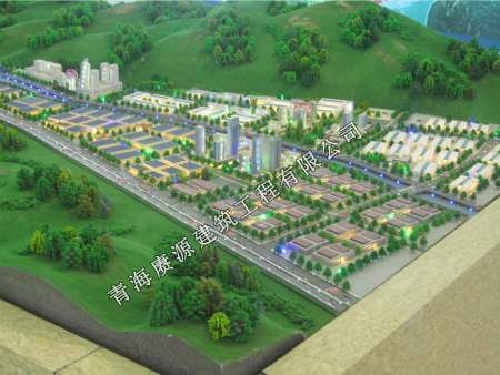 西寧城市規劃模型設計-西寧的城市規劃模型供應商