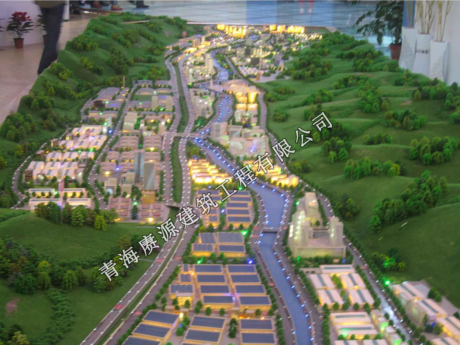 景观模型-哪里有销售报价合理的建筑沙盘模型