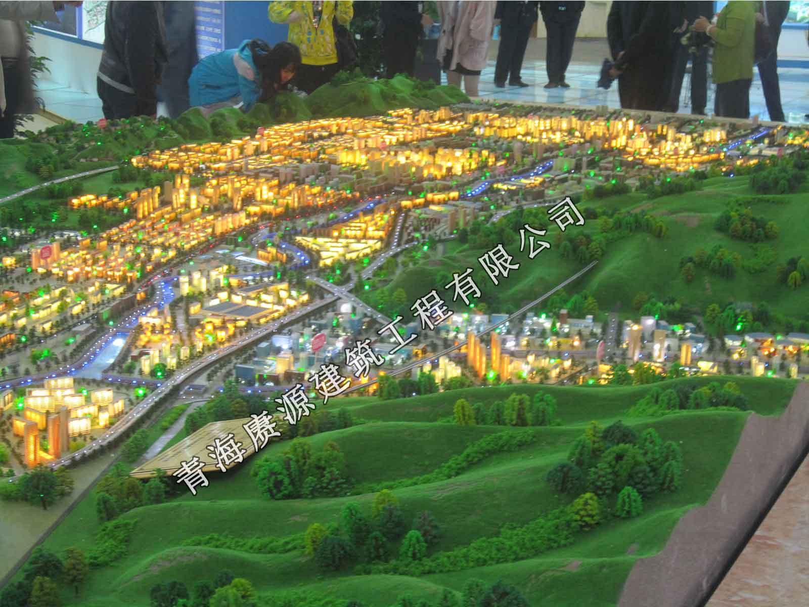 青海道路工程|西宁具有口碑的青海城市规划模型设计服务报价
