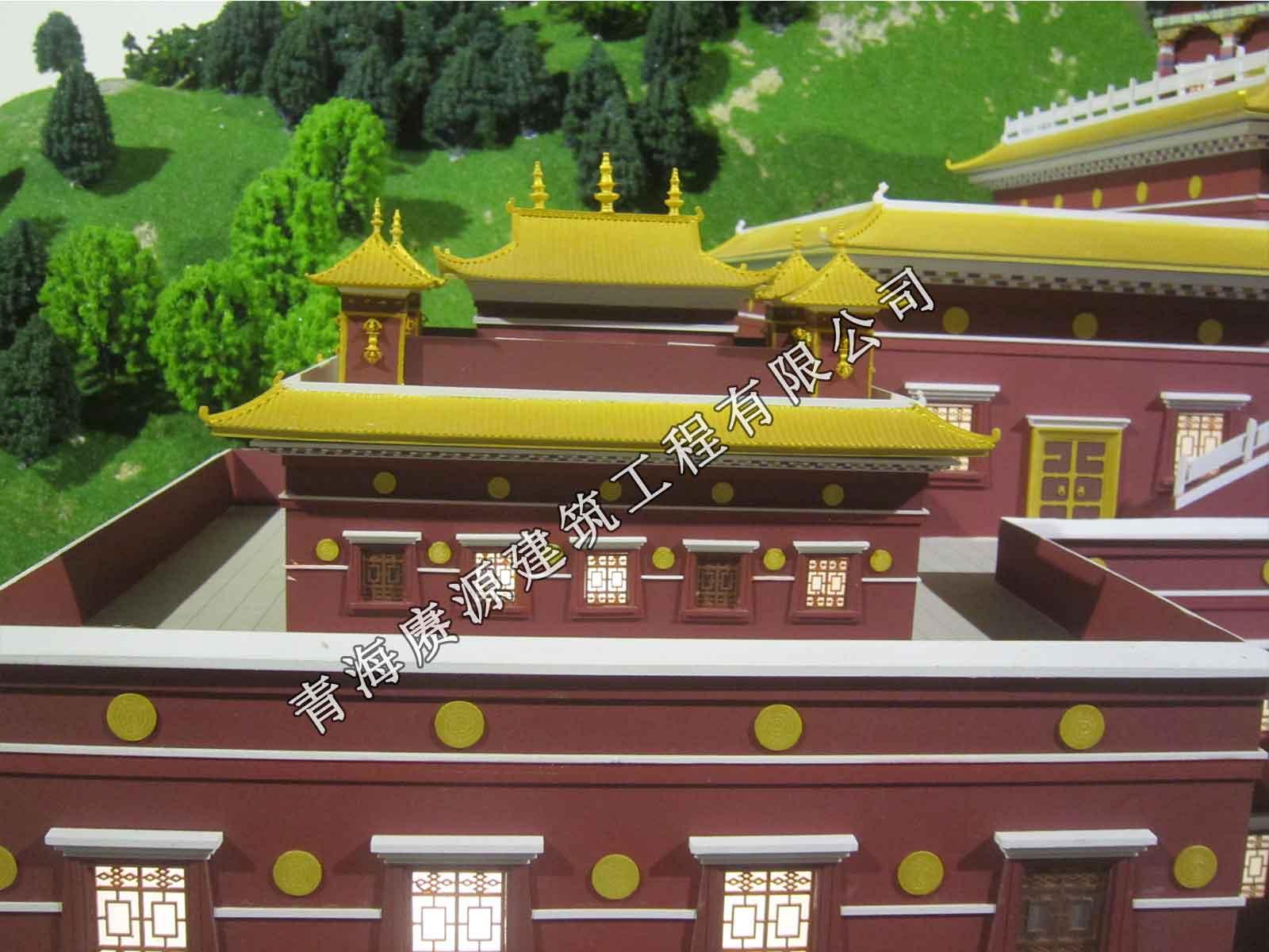 青海景观模型-价格合理的建筑沙盘模型出售