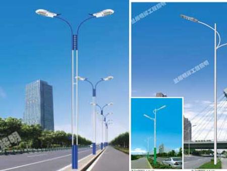 張掖道路燈安裝_蘭州具有口碑的道路燈生產廠家