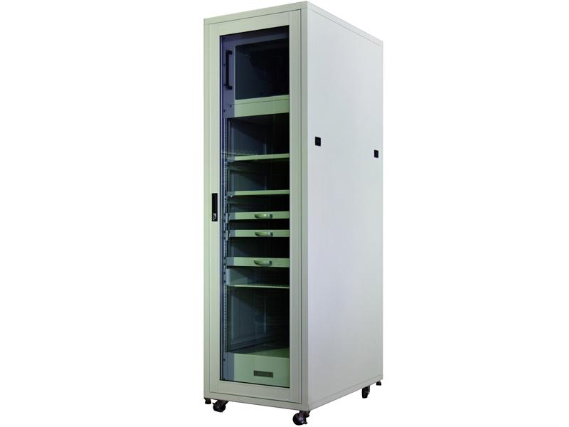 太仓网络伺服器-要买优惠的WD系列19吋铝合金机柜就到苏州顺广精密