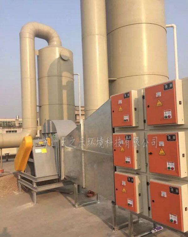 上哪找靠谱的喷漆厂废气处理|浙江喷漆厂废气处理设备公司