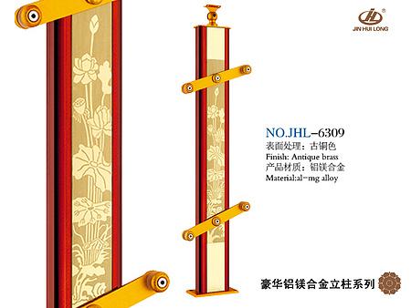 立柱配件_[供应]肇庆物超所值的豪华铝镁合金立柱