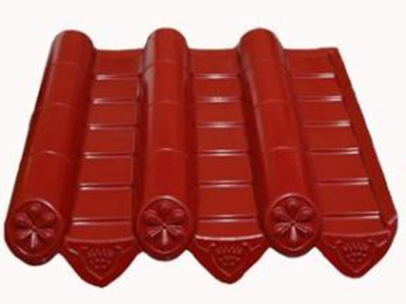 天水树脂瓦-鑫森源高质量的树脂瓦供应