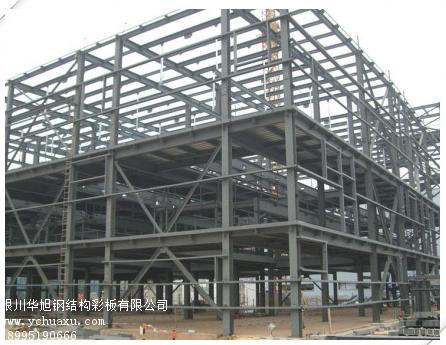 宁夏钢结构专业厂家|银川钢结构房屋建造价格