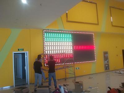 天水LED显示屏哪家好|专业LED显示屏供应商当属东盛