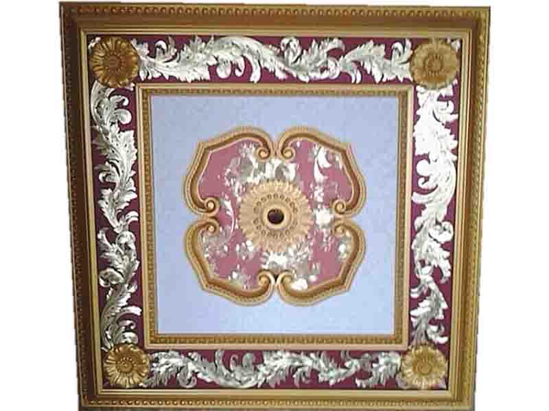 天水描金灯盘价格-兰州兰天装饰材料描金灯盘厂家