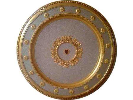 武威描金灯盘厂家-兰州兰天装饰材料提供划算的描金灯盘
