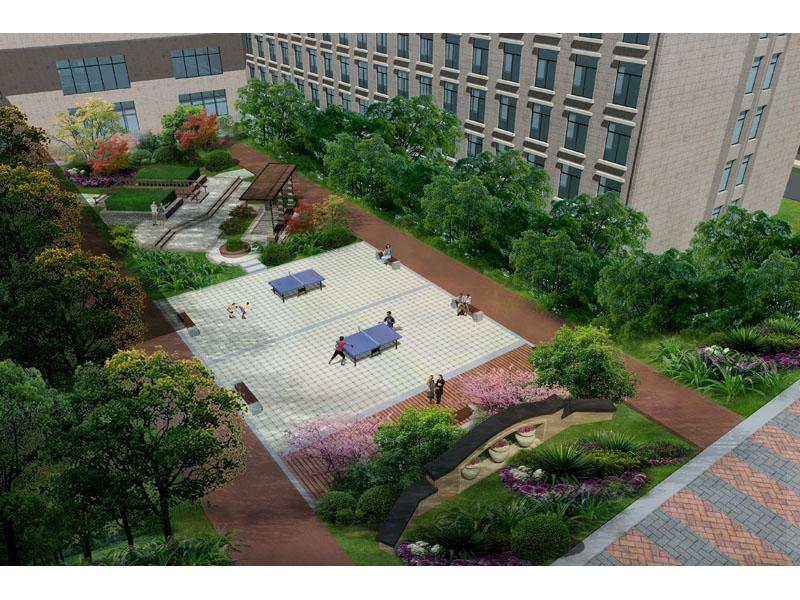 园林景观设计制作-西宁景区设计