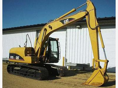 兰州有保障的挖机维修-兰州大型空压机维修